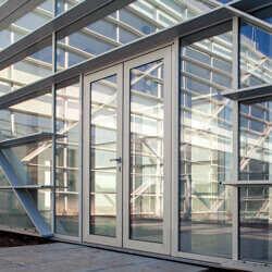 infissi e serramenti in alluminio - Porte TRP Millenium