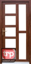 Termoplast modello semplice di porta Selene