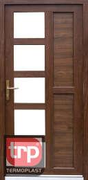 Termoplast modello semplice di porta Selene Panel