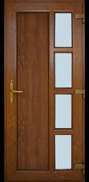 Termoplast modello semplice di porta Zeni Panel