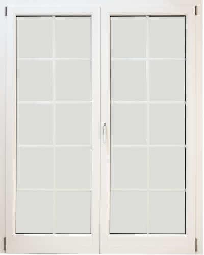 Termoplast Doppia Porta con molle decorative